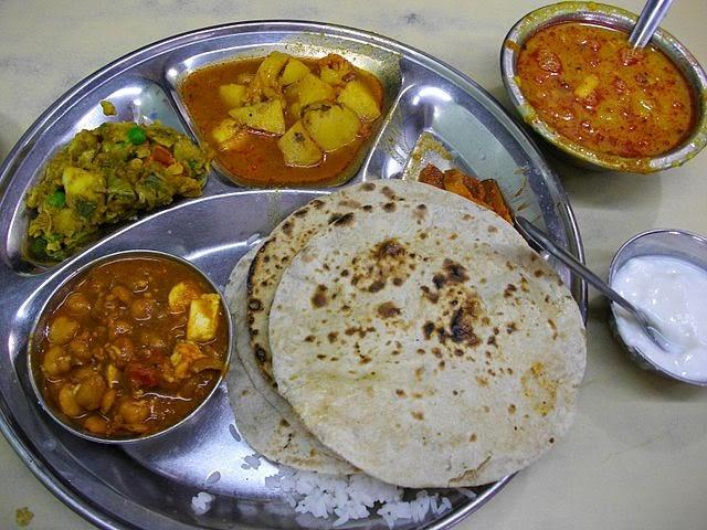 Diferencias culturales comida india