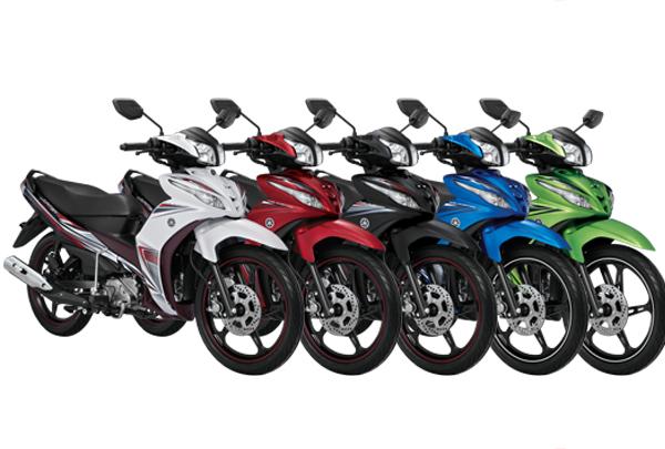Kredit Motor Yamaha Byson Terbaru