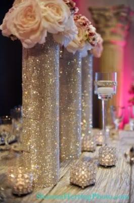 glitter wedding - wesele w złocie