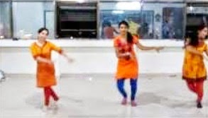 Navrai Majhi English Vinglish Bollywood Dance
