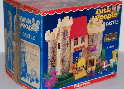 judy s vintage fisher price toys two different vintage fisher price