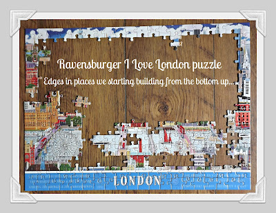 300 pieces, puzzle, jigsaw, Ravensburger, Ravensburger puzzle club, review