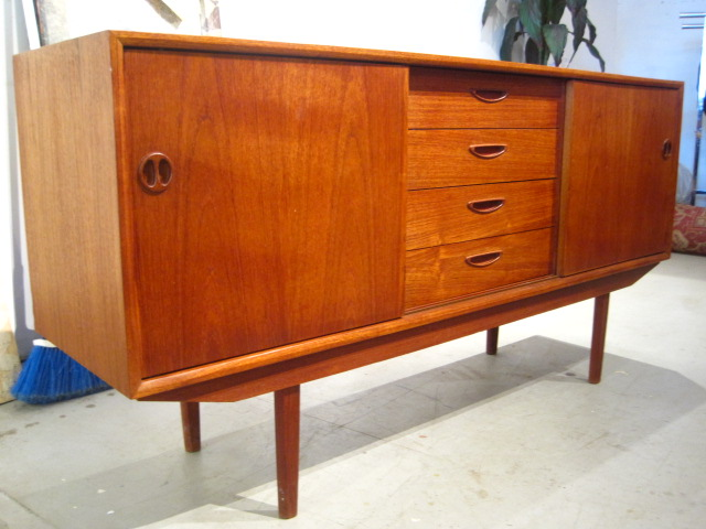 Danish Teak Credenza : Favourite furniture fridays vintage teak credenzas beautiful