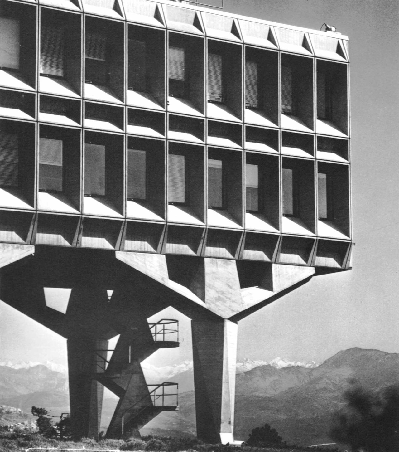 La Gaude France  City pictures : ... CONTAINER: IBM France Research Center, La Gaude, France, 1958 62 dav