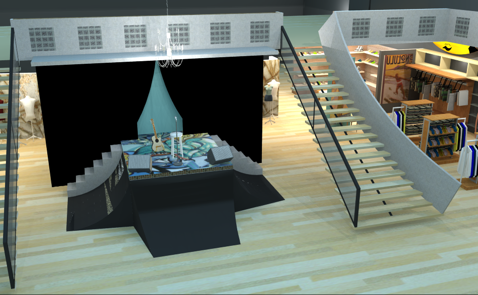 Podium Plugin For Sketchup Sketchup With Podium Plugin