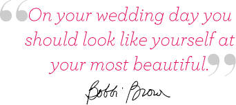 Believe it or not, your wedding makeup and hair are as important as ...