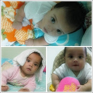 Aleesya 6 month