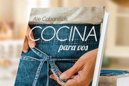 """RE LANZAMIENTO DE LIBRO """"Ale Cabanillas Cocina Para Vos"""""""