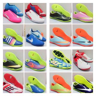 Grosir Sepatu Futsal Nike Adidas Puma
