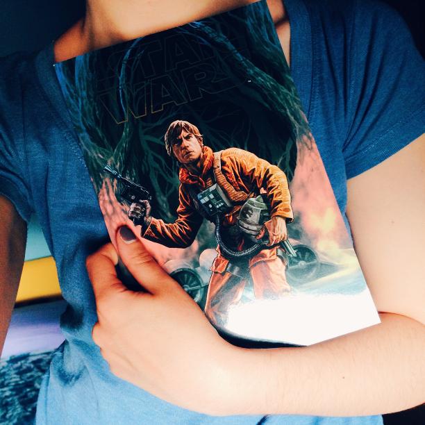 Star Wars, Guerre Stellari, fumetto, recensione, Luke Skywalker