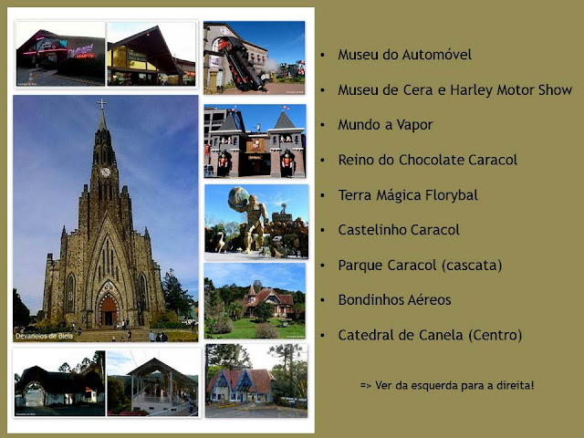 Bustour ônibus turístico Gramado e Canela