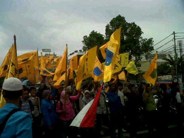 Courtesy: PMII Makassar