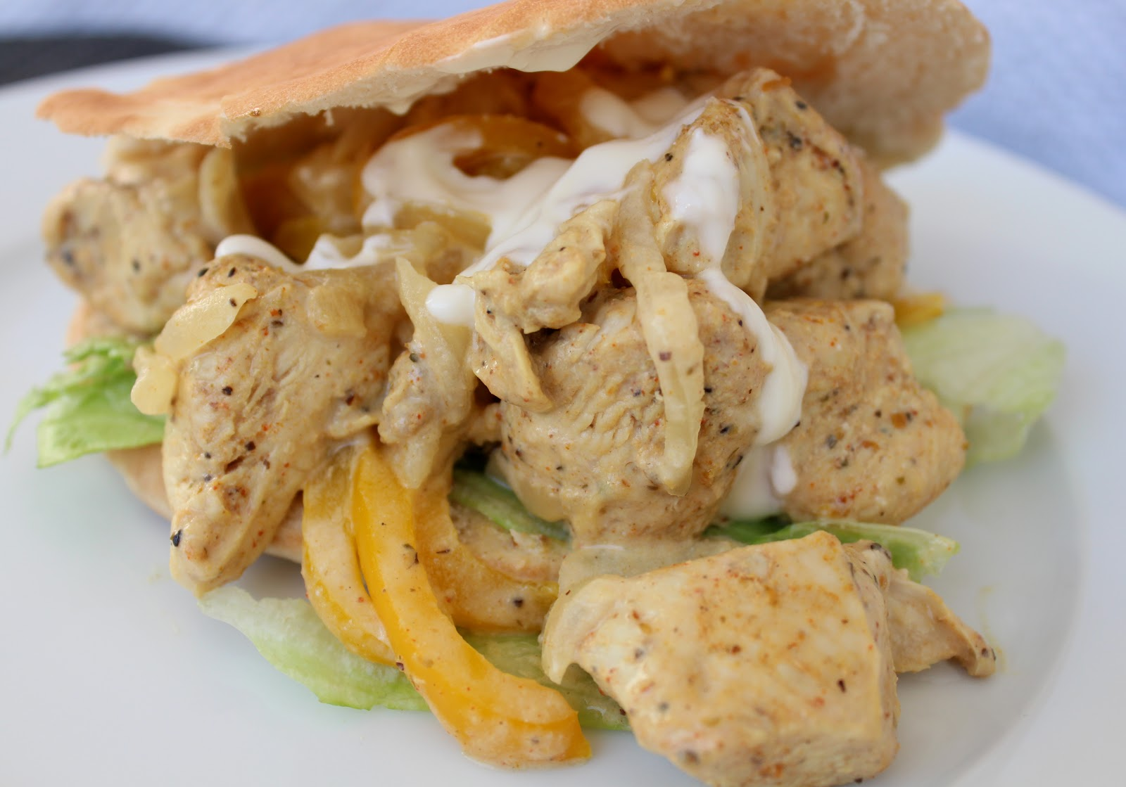healthy recipes, chicken kebab