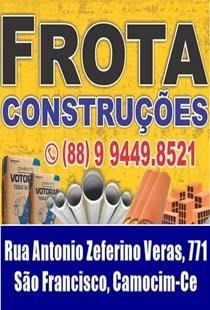 FROTA CONSTRUÇÕES - TUDO PARA SUA REFORMA OU CONSTRUÇÃO