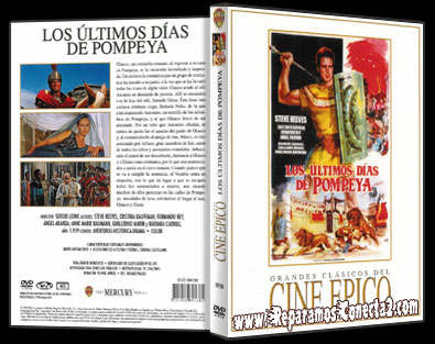Los Últimos Dias de Pompeya [1959] Descargar cine clasico