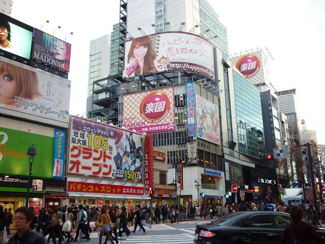 cosa vedere a tokyo, shibuya