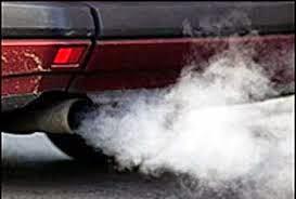 asap kenderaan