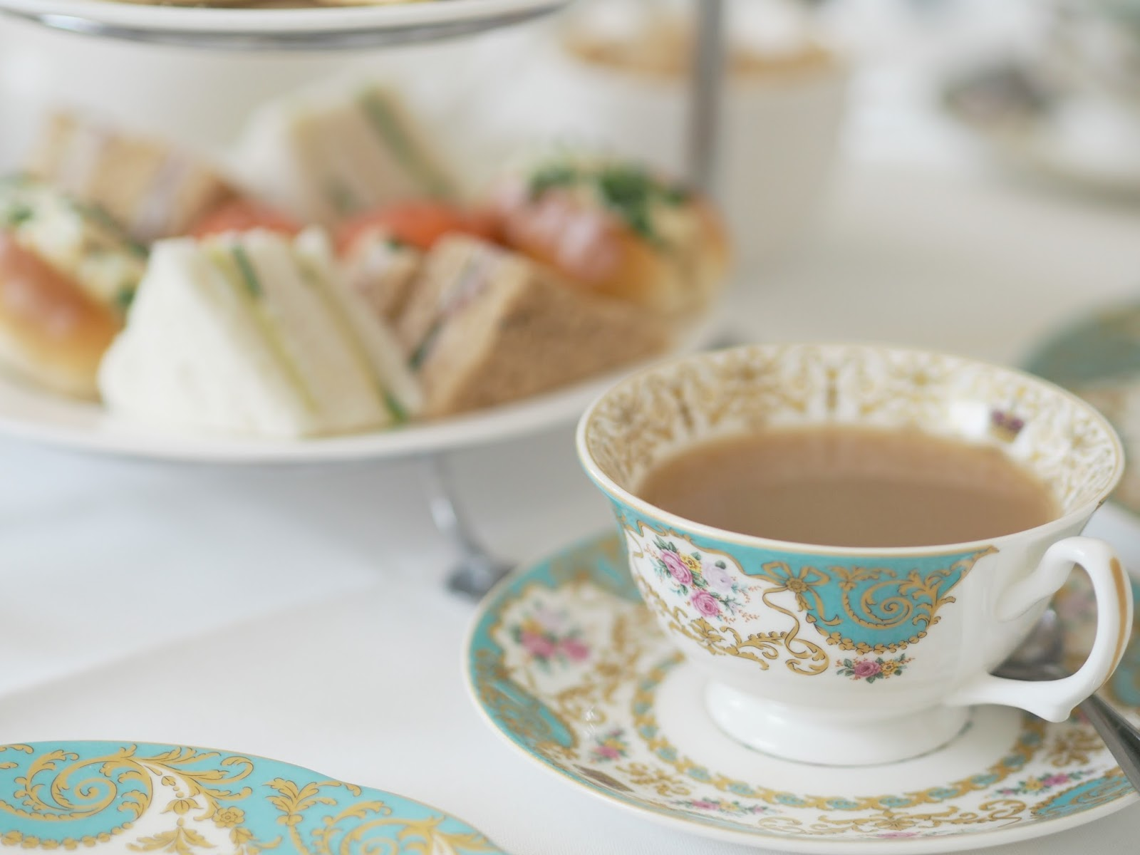 Tea Time: The Orangery at Kensington Palace - Places I Will Go