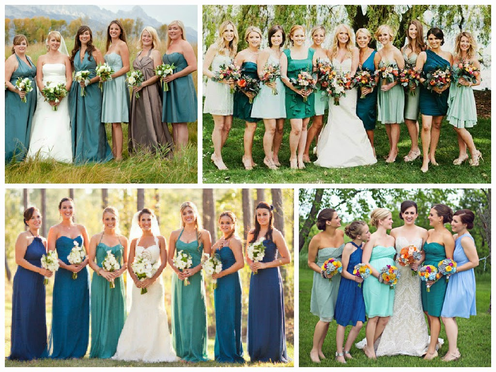 It should be exactly as you want becauses your party mismatched bridesmaid dresses ombrellifo Choice Image