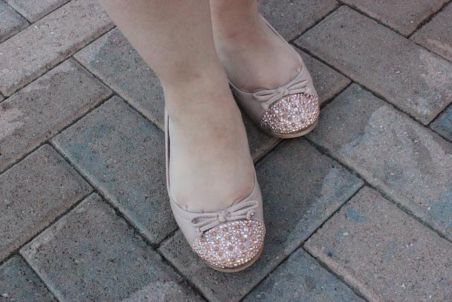 Sam Edelman Pink Beatrix Flats