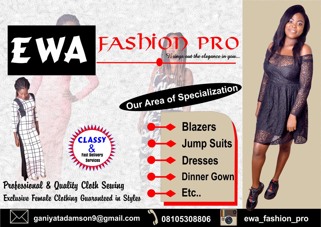 Ewa Fashion Pro
