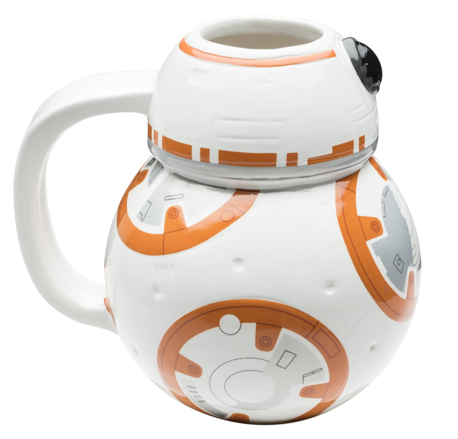 Funny coffee mugs and mugs with quotes star wars bb 8 coffee mug - Funny coffee thermos ...