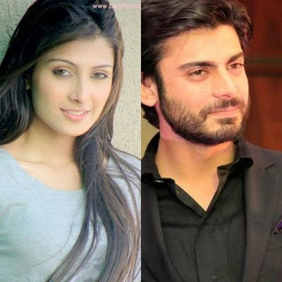 Fawad-Khan-Mahira-Khan-in-New-Jersey-for-Ek-Shaam-Humsafar-Key-Naam-7    Fawad Khan And Mahira Khan New Drama 2013
