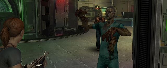 Contract Killer: Zombies 2 Android