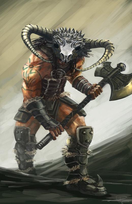 Barbarian Madness por rodimus25