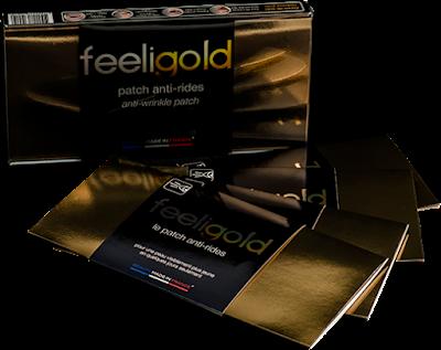 Coffret de 4 sets de patchs anti-ride Feeligold - Callas la Divine - Les Mousquetettes