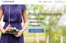 PhotoSnack: permite crear y compartir presentaciones de fotos de manera sencilla y gratuita