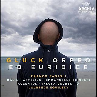 Gluck Orfeo ed Euridice - Franco Fagioli