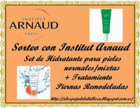 Sorteo Institut Arnaud ElEspejoDeLaBelleza