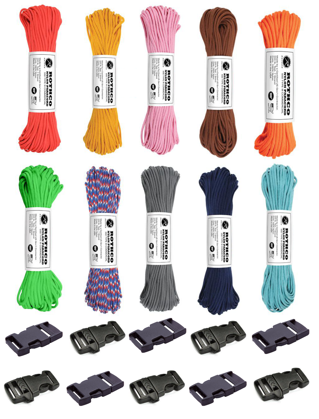 Paracord Kits