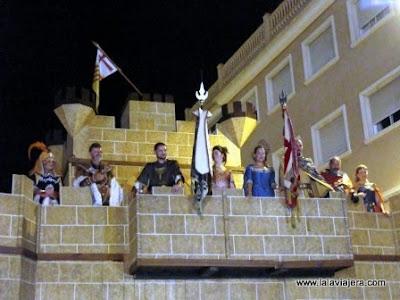 Fiestas Moros Cristianos, Campello, Alicante
