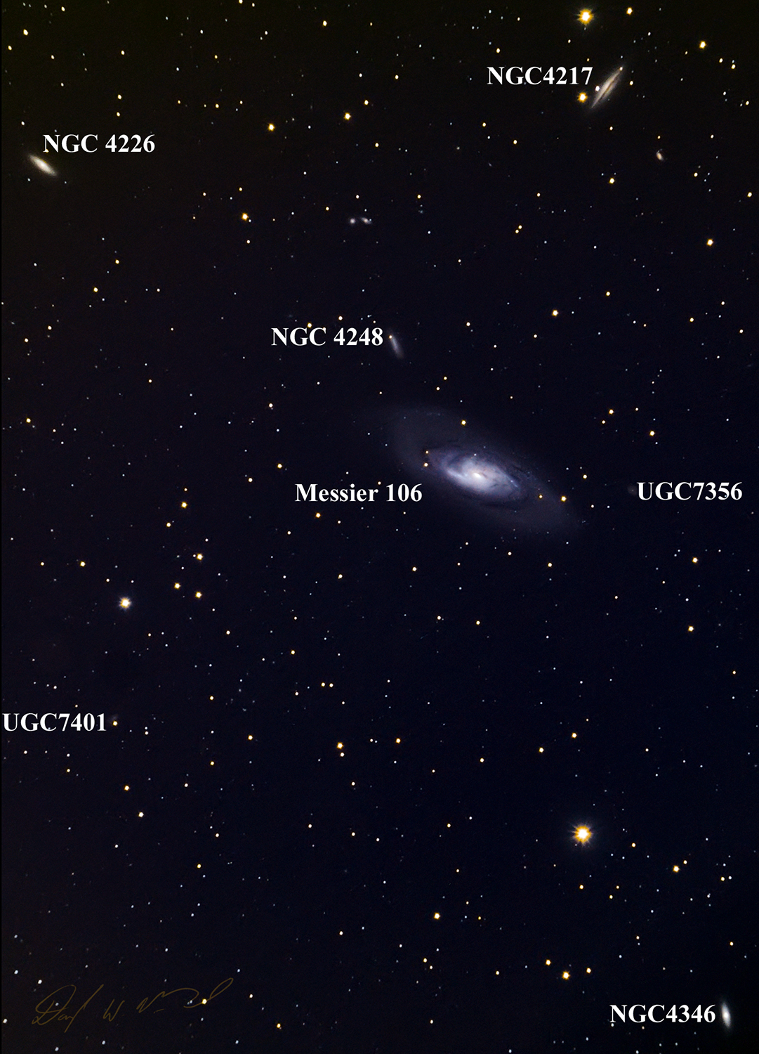 galaxy list astronomy - photo #19