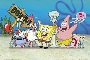 Sahabat Spongebob