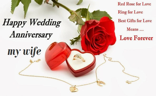 happy anniversary wishes for my wife