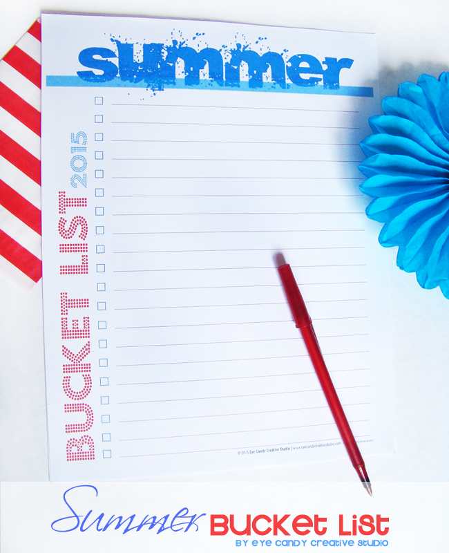 red and blues, red stripes, summer, bucket list 2015, free download