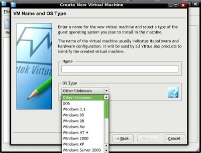 virtual box 4