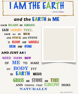 Earth Day April 22, Go Green, environment, poetry, poem, Earth Day poem, Ruth S
