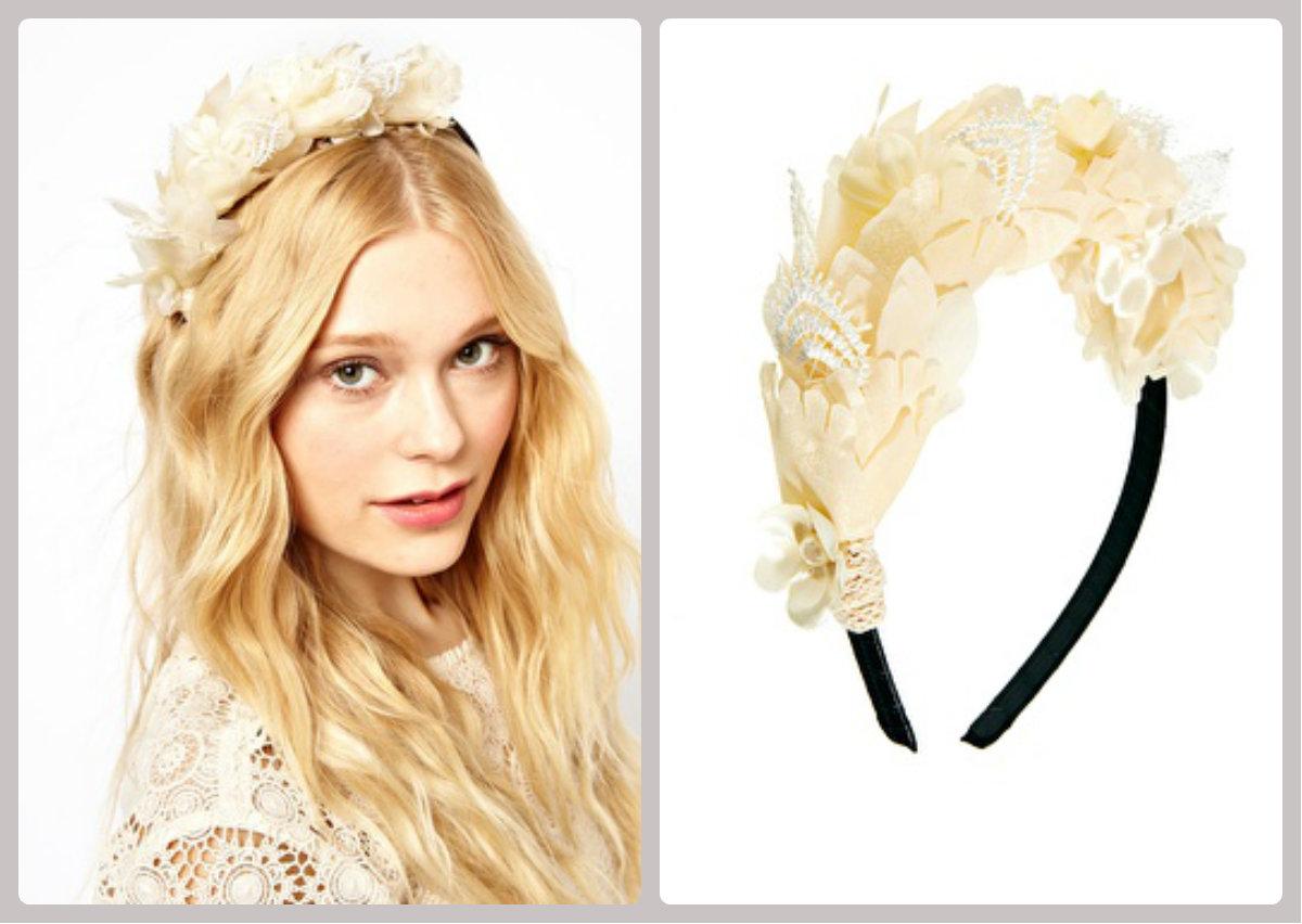 My small obsessions how to wear floral headbands johnny loves rosie headband at asos link izmirmasajfo