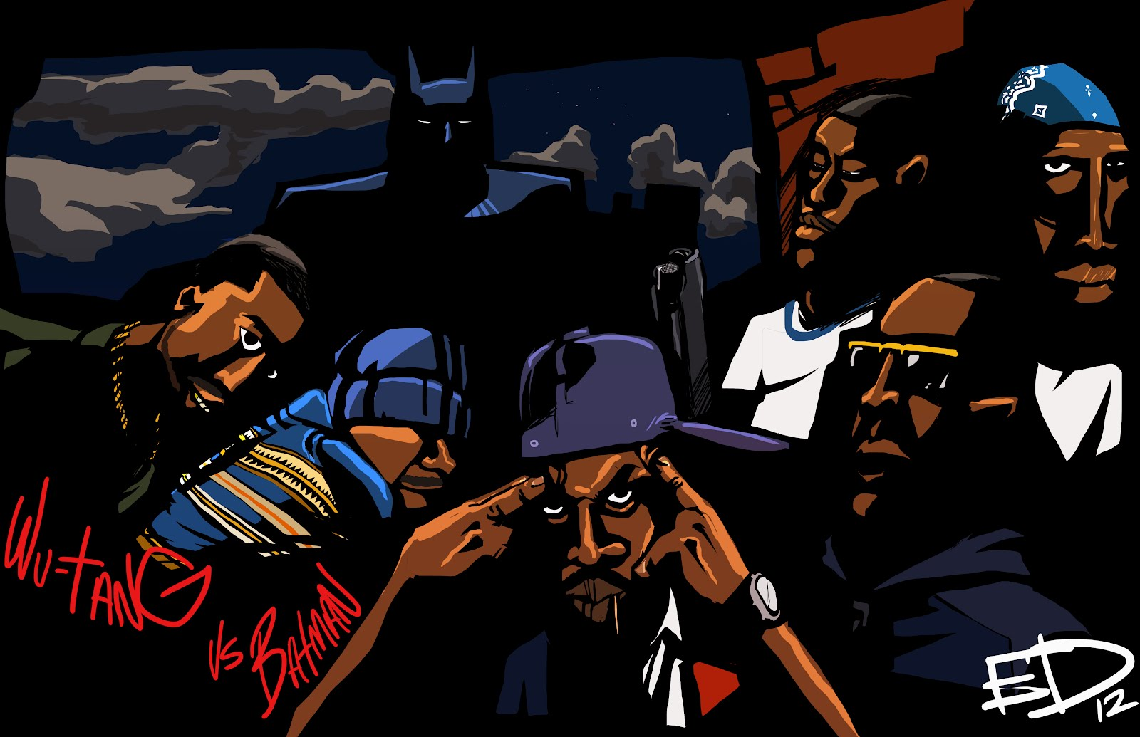 wu tang vs the industry Wu-tang clan is offering wu-tang forever 20th anniversary wu-tang clan is offering the album was certified 4× platinum by the recording industry.