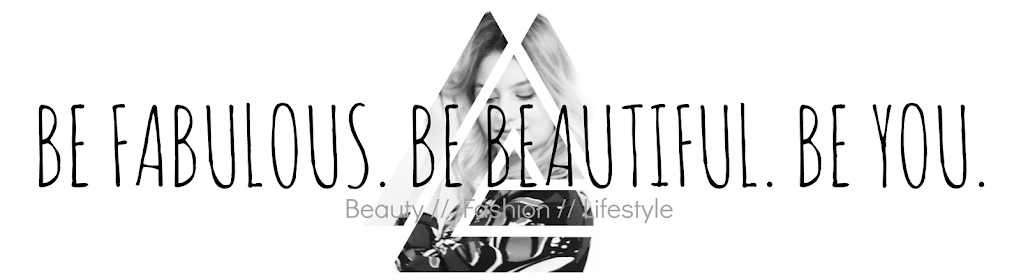 Be Fabulous.Be Beautiful.Be You