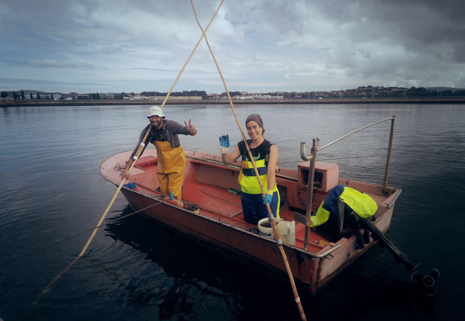 traballadores do mar