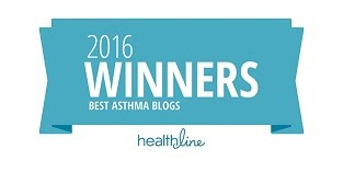 One of 12 Best Asthma Blogs by Healthline