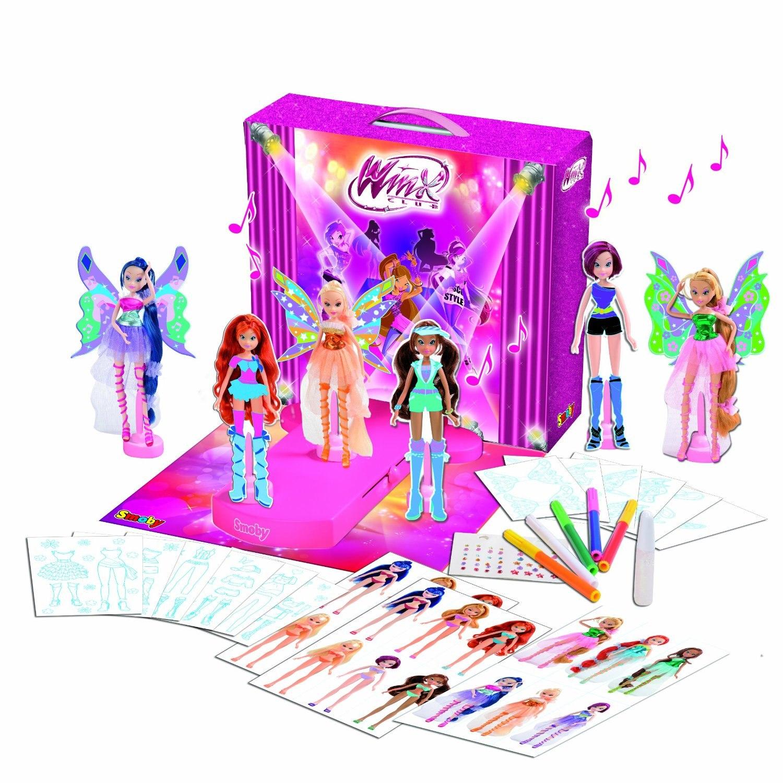 ¡¡Nuevo play set Winx Club Harmonix, Disco y Trendy!! GSxryQz3JLY
