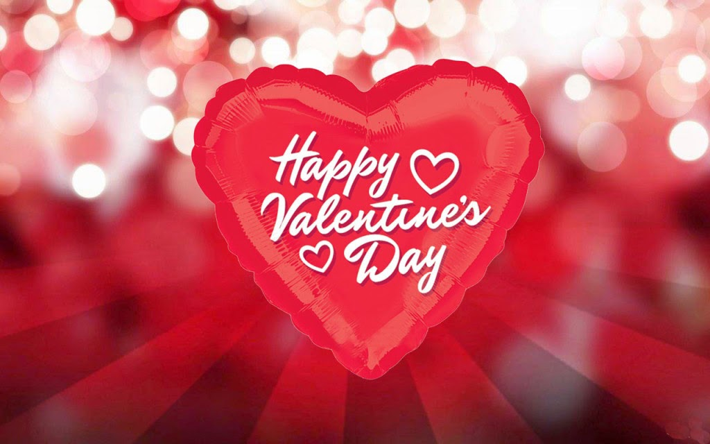 Happy Valentine's Day Simple Pic and Images