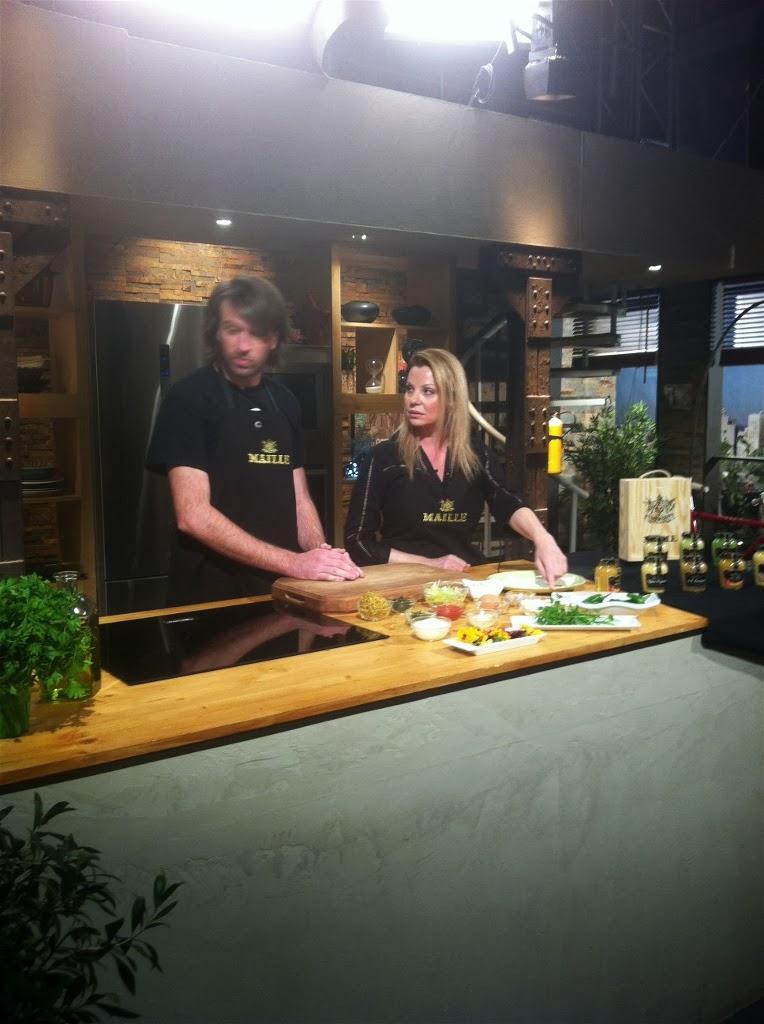 Yolanda pincholos cooking video del programa que grab de - Canal de cocina ...
