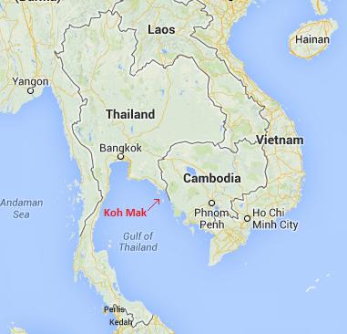 The MacLeod Thaimes Koh Mak